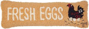 Fresh Eggs Pillow
